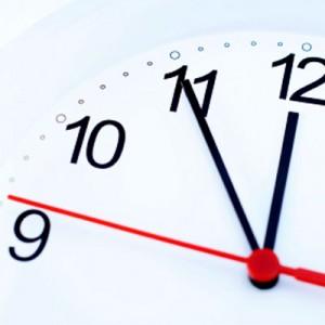Ciferník a hodiny