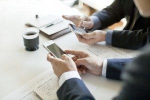 Vybavovanie žiadosti cez mobil